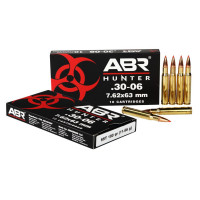 Патрон ABR Hunter .30-06  SST 180gr. 11,66г.