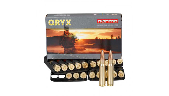 Патрон Norma 7x57R SP Oryx 156г 10,1г
