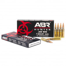 Патрон ABR Hunter .308Win A-Max 168gr. 10,89г.